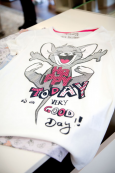 Damen-Shirt Tom & Jerry Princess