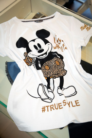 Damenshirt Princess Mickey Mouse